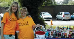 Volunteer for React - Help raise funds for children with potentially terminal illnesses