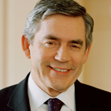 Endorsement from Gordon Brown