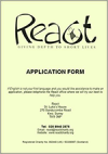 Applications Form